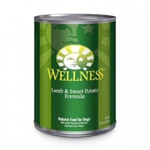 Wellpet Wellness Can Dog Lamb 12.5oz