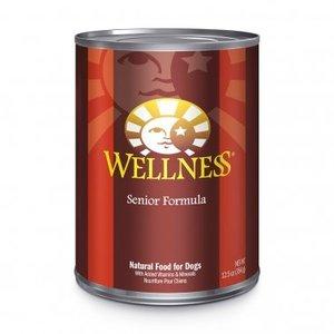 Wellpet Wellness Can Dog senior 12.5oz