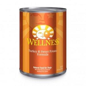 Wellpet Wellness Can Dog turk swt pot 12.5oz