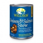 Wellpet Wellness Stew Can Dog venison/salm 12.5oz