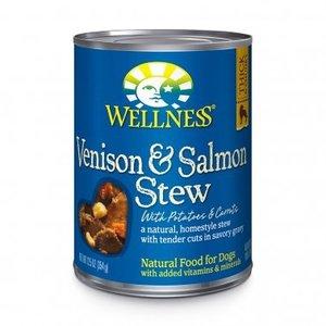 Wellpet Wellness Stew Can Dog venison/salm 12.5oz