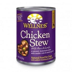Wellpet Wellness Stew Can Dog chicken 12.5oz