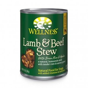 Wellpet Wellness Stew Can Dog lamb beef 12.5oz