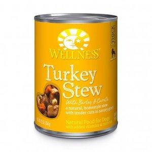 Wellpet Wellness Stew Can Dog turkey 12.5oz