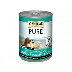 Canidae Canidae Dog Can Pure Salmon/Swt Pot 13oz