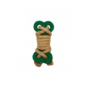 Outward Hound Crepe Bone Green