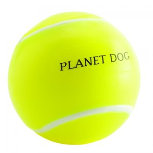 Outward Hound Planet Dog Tennis Ball