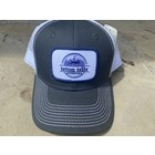 Ouray Ouray Baseball Hat Charcoal Soft Mesh