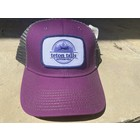 Ouray Ouray Baseball Hat Purple Soft Mesh