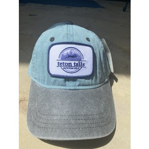 Ouray Ouray Baseball Hat Canyon Sage Two-Tone Washed Twill