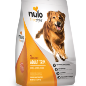 Nulo Nulo Freestyle Grain Free Adult Trim Cod
