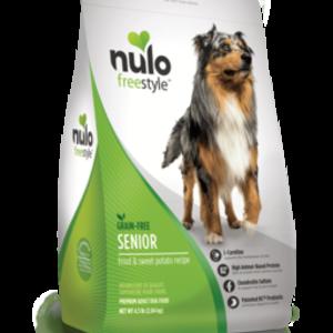 Nulo Nulo Freestyle Grain Free Senior