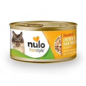 Nulo Nulo Cat Chicken Duck Shred 3oz