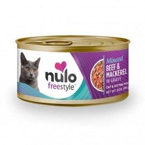 Nulo Nulo Cat Mince GF Beef 3oz