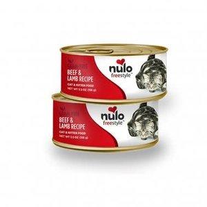 Nulo Nulo GF Cat Can Beef Lamb 5.5oz