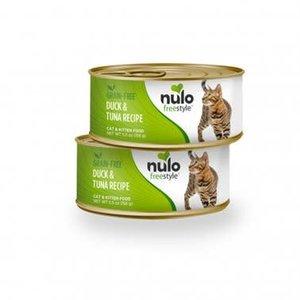 Nulo Nulo GF Cat Can duck 5.5oz