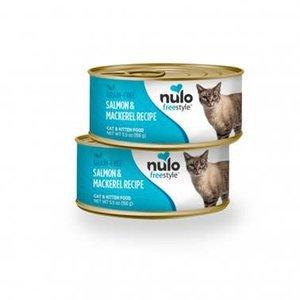 Nulo Nulo GF Cat Can gf salmon 5.5oz