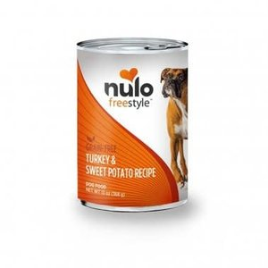 Nulo Nulo GF Dog Can turk GF Turkey 13oz