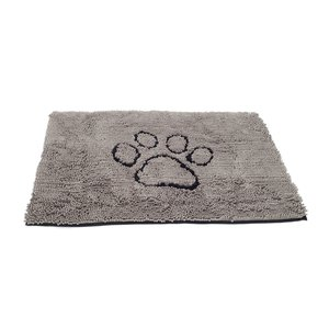 Dog Gone Smart Dirty Dog Doormats Grey