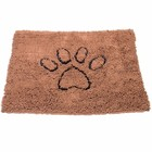 Dog Gone Smart Dirty Dog Doormats Brown
