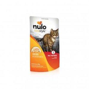 Nulo Nulo GF Cat Pouch ckn 2.8oz
