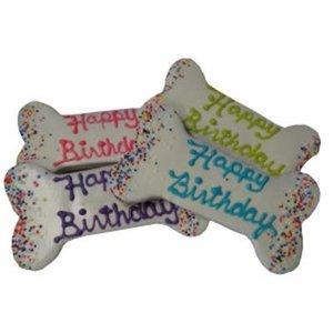 Preppy Puppy Preppy Happy Birthday Bone