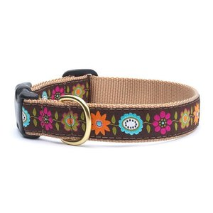 Upcountry Upcountry Bella Flower Collar