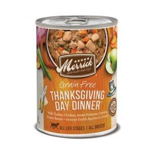 Merrick Merrick D Gourm Entree Thanksgiving 12.7oz