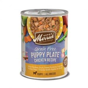 Merrick Merrick Dog Gourmet Entree puppy 12.7oz