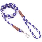 "Mendota Mendota Small Snap Leashes 3/8"" x 6'"