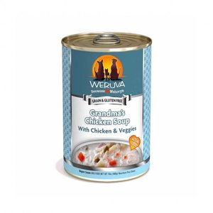 Weruva Weruva Dog Can Chic Soup Grandma 14oz