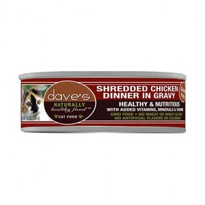 Dave's Dave's Cat GF Shrd Chic 5.5 oz