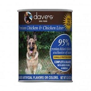 Dave's Dave's Dog 95% Chicken 13oz