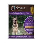 Dave's Dave's Dog 95% Turkey 12.5oz