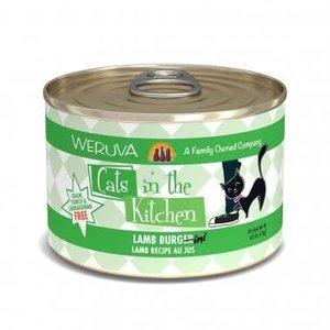 Weruva Weruva Lamb Burgini Cat Can