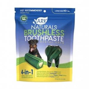 Ark Naturals Ark Breathless Toothpaste large 18 oz brushless
