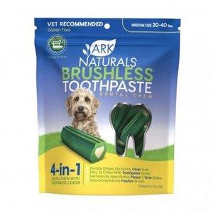 Ark Naturals Ark Breathless Toothpaste med-lg 18 oz brushless