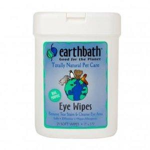 Earthbath Earthbath Eye Wipes 25 ct