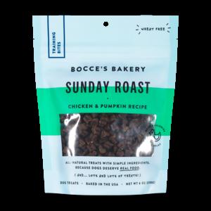 Bocce's Bakery Bocce's Soft Chew Sunday Roast Training bites 6oz