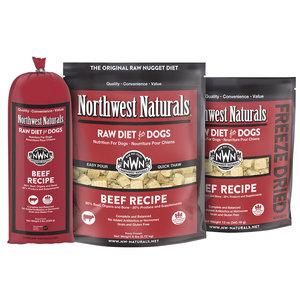 Northwest Naturals Northwest Naturals Nuggets frz dried Beef 12oz NWN