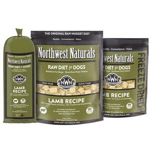 Northwest Naturals Northwest Naturals Nuggets frz dried Lamb 12oz NWN