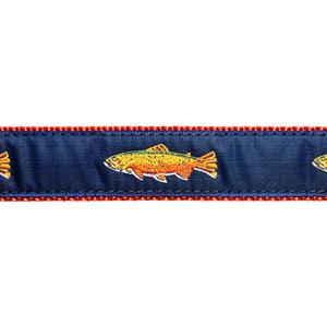Ebinger Preston Preston Rainbow Trout Collar Navy
