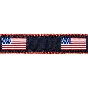 Ebinger Preston Preston American Flag Collar Navy