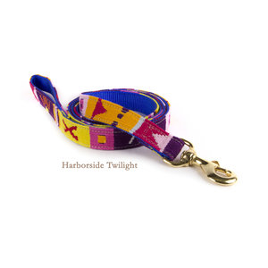 A Tail We Could Wag Harborside Twilight Leash 1x6