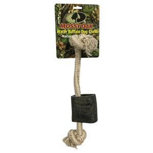 """QT QT mossy oak 12"""" Buffalo Tug Chew"""