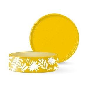 Fringe Desert Flower Bowl med
