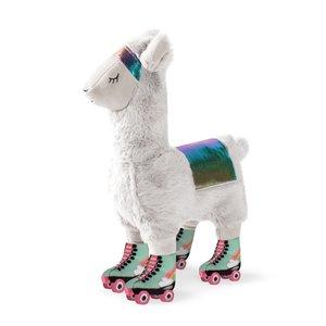 Fringe Llama on Roller Skates Toy