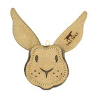 Tall Tails TTLS Leather Rabbit Toy 4""