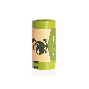 Earth Rated Earth Rated Poop Bags unsented refill roll single