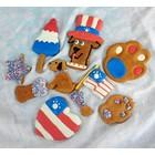 Taj Ma-Hound Bakery Taj Rocket Pup Cookie